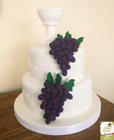 First Comunion Cake By Cakesbyme