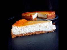Tarta de queso y plátano (MCC) Lidl, Connect, Cheesecake, Videos, Youtube, Desserts, Food, Recipes, Breads