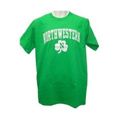 af01b86df Northwestern University Wildcats · Shamrock Shake is out. So is our famous St.  Patrick's Day Shamrock Shirt by
