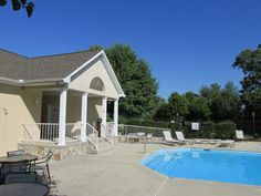 East Shores Club House - FOR SALE ~ 1503 Brentwood Place Morganton North Carolina on Lake James