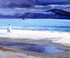The North End, Iona  Francis Campbell Bolleau (F.C.B.) Cadell