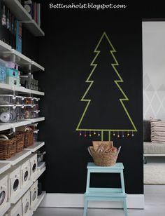 Ik weet het, Sinterklaas is pas een week 't land en ik begin alweer over de kerst. Maar aangezien we na de Sinterklaas zo snel mogelijk de kerstversiering