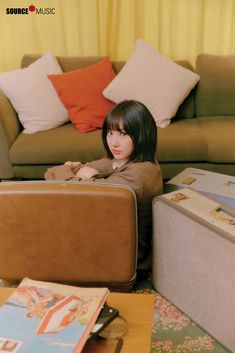 Gfriend photoshoot images officially released by Source Music Enterta… Extended Play, Mamamoo, Girls Generation, Jung Eun Bi, Entertainment, Bts And Exo, G Friend, Korean Girl Groups, Floor Chair