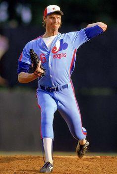 Randy Johnson on the Expos!
