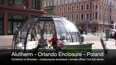 Polish festival and Alukov hot tub enclosure - private office Tub Enclosures, Geo, Poland, Places, Lugares