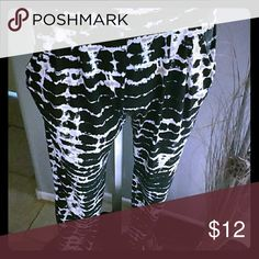 Joe B pants Mint condition! Mid-Rise comfy pants with front pockets 96% Poly/ 4% Spandex Joe B Pants Ankle & Cropped