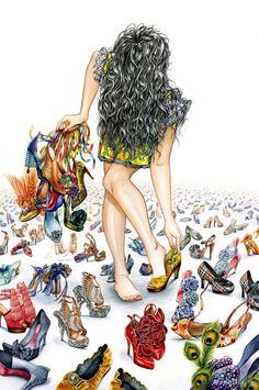 Знаменитости: Модный иллюстратор Sunny Gu