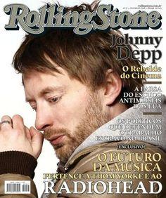 Capas RS Brasil 17 - Radiohead