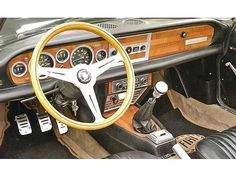 Hopefully the interior of my car will eventually look similar to this.