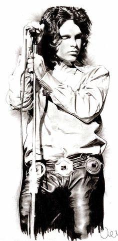 Jim Morrison | Deviantart.com