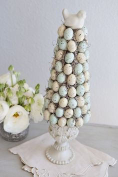 Love this Easter Tree :)