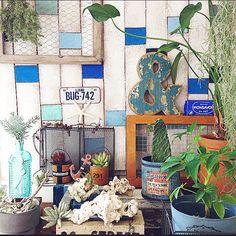 DIY/コルクボードリメイク/壁のアクセントに♡/キャンドゥ/カリフォルニアスタイル…などのインテリア実例 - 2015-04-12 08:45:34 | RoomClip(ルームクリップ)