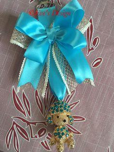 Romany Crystal Bling Dummy Pram Hanging Charm.Christening Baby Shower Gift Ideas