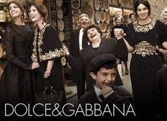 dolce & gabbanna with Bianca Brandolini, Monica Bellucci and Bianca Balti