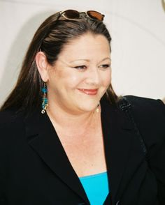 This is Camryn Manheim. I've often been told I look like her. In my celebrity world, she is who I would be