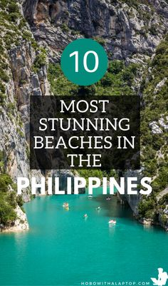 Discover which beaches are the best beaches in the Philippines; resorts, hotels, and guesthouses --written by a local Filipina, digital nomad, and full-time traveler. Travel Advice, Travel Guides, Travel Tips, Travel Destinations, Travel Photos, Travel Goals, Cebu City, Manila, Exotic Beaches