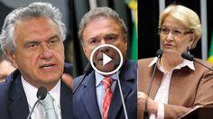 Imagem: Montagem / Folha Política   Em vídeo, os senadores Ana Amélia Lemos, Álvaro Dias e Ronaldo Caiado se comprometem a recuperar o ...