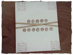 Caderno Personalizado especialmente desenvolvido para ocasiões especiais.