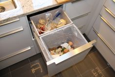 Our new kitchen is ready. The manufacturer is: Schüller - Schüller Contur . Cuir Nappa, Küchen Design, New Kitchen, New Homes, Cabinet, Storage, Room, Mai, Furniture