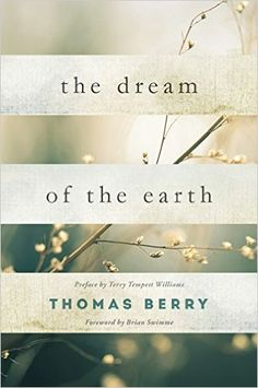The Dream of the Earth: Preface by Terry Tempest Williams & Foreword by Brian Swimme: Thomas Berry: 9781619025325: Amazon.com: Books