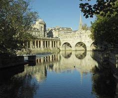 Bath - Cotswold Walking holidays