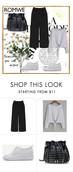 """Romwe 8"" by dinka1-749 ❤ liked on Polyvore featuring By Terry and STELLA McCARTNEY"