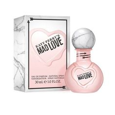 First look at Katy Perry's Mad Love fragrance! | I ❤ Katy Perry
