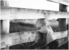 2 Year Old Girl Farm Photos | Emily Poston Photography | Jefferson City & Fulton, MO Newborn and Family Photography