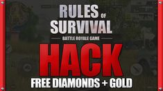 Welcome to our rules of survival hack. today we show you how to use Rules of survival hack 2018! With our Rules of survival cheats you can generate unlimited in game currency for your Rules of survival profile! Enjoy the video.  Rules of survival hack is made to help you increase your diamonds in the hot new mobile game, This would be a Rules of survival cheat but is safe to use!   Rules of survival cheats Works for Android and iPhone/iOS device.