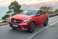 Mercedes-Benz launch in India in 2016 Price 86.4 lakh, Mercedes-Benz GLE 450 AMG launch in India in 2016, Mercedes-Benz GLE 450 AMG, Mercedes-Benz launch.