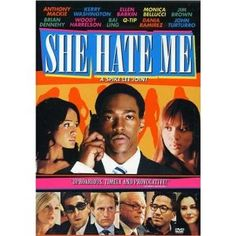 She Hate Me Anthony Mackie (Actor), Kerry Washington (Actor), Spike Lee (Director) Hd Movies, Movies Online, Movies And Tv Shows, Movie Tv, Films, Spike Lee Movies, Spike Lee Joint, John Turturro, Natural Born Killers
