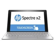 """HP Spectre x2 Detach P0T70EA 12-a001na M3-6Y30 4GB 12.0"""" TS 256GB SSD WiFi B/T…"""