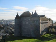 Location vacances maison St Aubin sur Scie: Château Musée de Dieppe