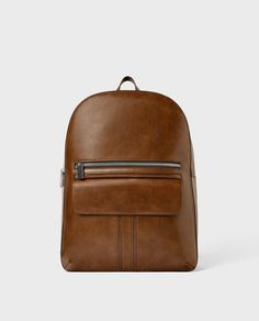 Image 3 of SMART BACKPACK from Zara