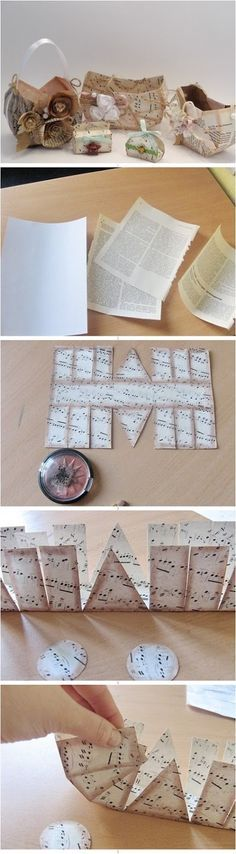 The Best Crafts from Pinterest: Cute Paper Bag
