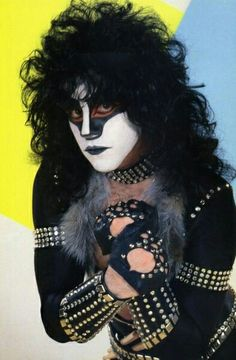 Eric Carr (KISS) We miss you!
