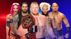 Cobertura em tempo real: WWE RAW 10/04/17 - Let's shake-up the things