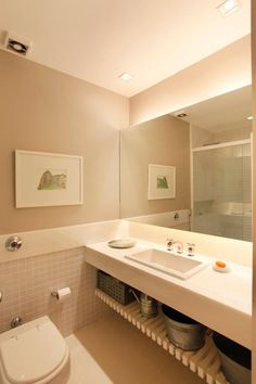 Wallpaper designs for bathrooms - Banheiro Pequeno On Pinterest Arquitetura Small Bathrooms And Boxes