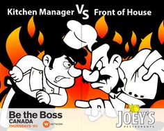 Be The Boss Canada Joey's Be The Boss, Bowser, Fictional Characters, Fantasy Characters