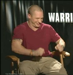 A collection of Tom Hardy gifs. I do not claim ownership to any of them.