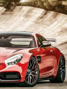 Sports cars in 2015 MERCEDES AMG GT