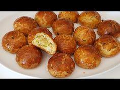 Έχετε δει ποτέ τόσο ΕΥΚΟΛΑ ψωμάκια; Όλοι θα σας ζητήσουν τη συνταγή! # 285 - YouTube Focaccia Recipe, Baked Rolls, Easy Bun, Bread And Pastries, Bakery Recipes, Artisan Bread, Garlic Bread, Greek Recipes, Bread Baking