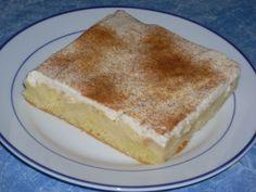 Das perfekte Apfel - Schmand - Kuchen - Blech-Rezept mit einfacher Schritt-für-Schritt-Anleitung: Aus den oberen Zutaten einen Rührteig erstellen. Den…
