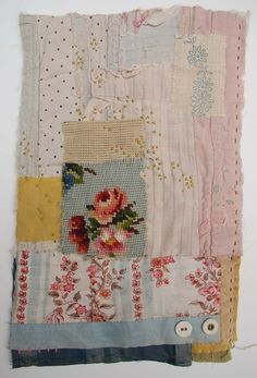 Gallery One - Mandy Pattullo #fabric #collage #paatchwork