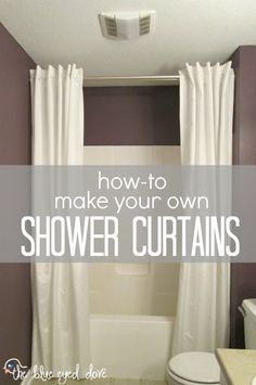 48 Ideas For Diy Bathroom Organization For Teens Shower Curtains - Modern Tall Shower Curtains, Extra Long Shower Curtain, Bathroom Shower Curtains, Shower Curtain Rods, Kids Bathroom Organization, Small Apartment Organization, Organization Ideas, Diy Bathroom, Bathroom Ideas