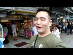 DimSum's Taipei Adventure Part 3: TamShui (Fisherman's Wharf)