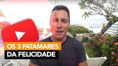 156- Os 3 Patamares da Felicidade │ Rodrigo Cardoso