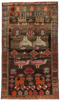 Lori - Gabbeh Persialainen matto 226x133