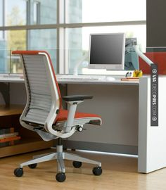 Like this - steelcase: cradle to crade and ergonomic office furniture | Check out more ideas for chairs at DECOPINS.COM | #chairs #chair #masterbathrooms #bedroom #bedrooms #bathroom #bathrooms #homedecor #beds #interiordesign #home #homedecoration #design