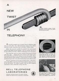 Telephone Exchange, Vintage Telephone, Scientific American, Old Phone, Lineman, Old Ads, Breakup, Printable Flower, Flower Pictures